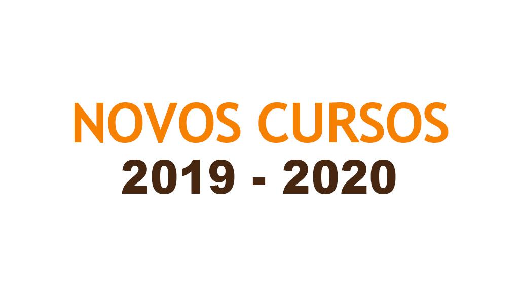 Cursos 2019 – 2020